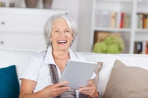 Benefits of Technology for Seniors