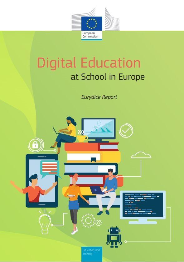 Digital Education at School in Europe A European Eurydice Report